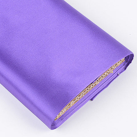 Premium Satin Fabric Purple ( W: 60 inch | L: 10 Yards ) -