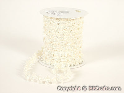 Flower Braid Ivory ( Unisize ) -