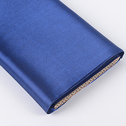 Premium Satin Fabric Navy Blue ( W: 60 inch | L: 10 Yards ) -