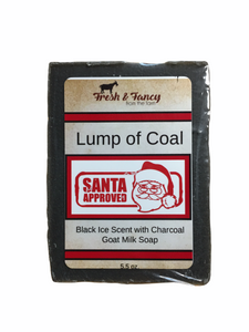 Lump of Coal - Goat Milk Bar Soap