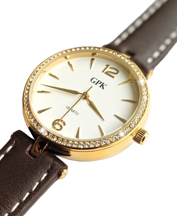 gold grace kelly watch