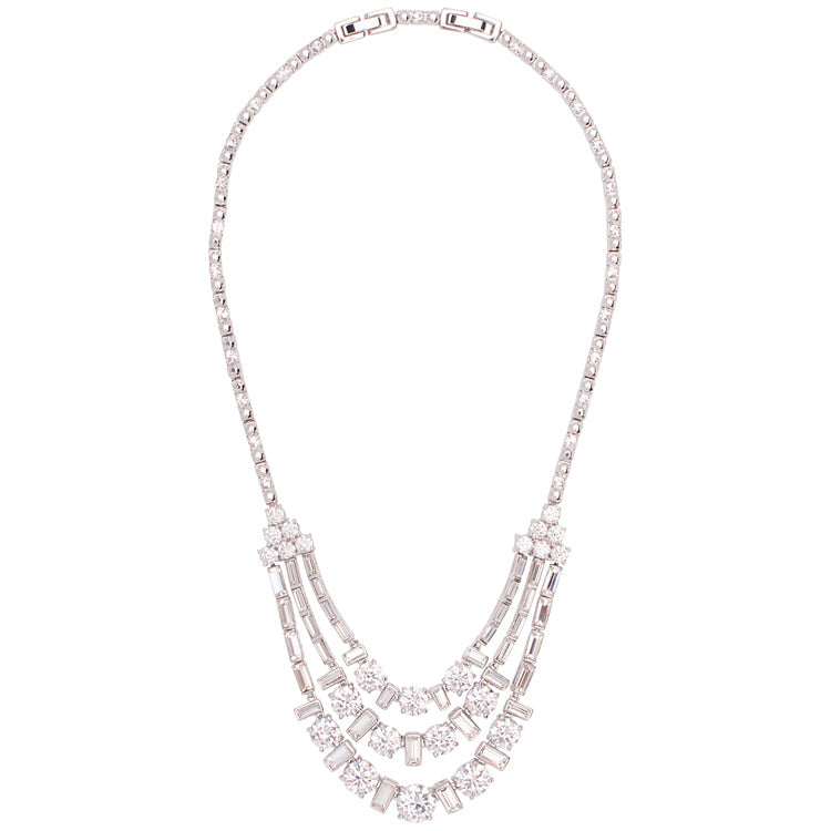 cartier diamond necklace grace kelly