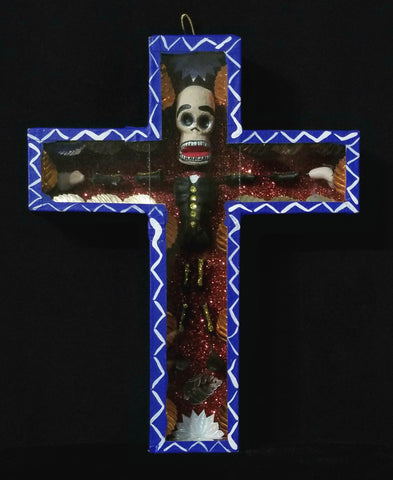Skeleton Cross