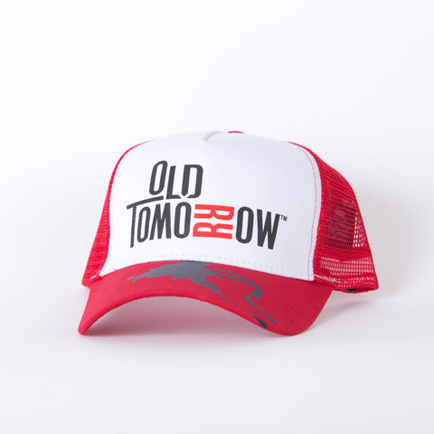Old Tomorrow Trucker Cap