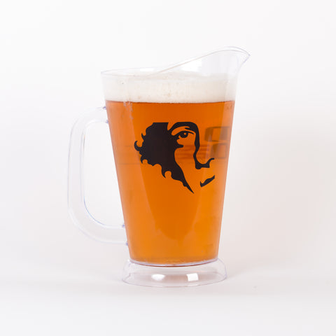 Old Tomorrow Beer Pitcher