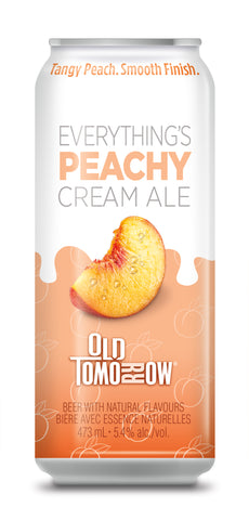 Everything's Peachy Cream Ale