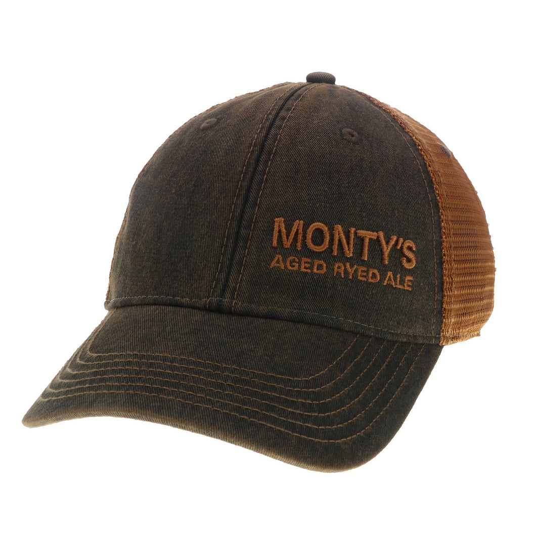 Monty's Golden Ryed Ale Hat