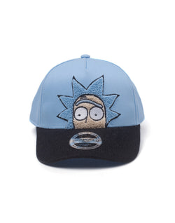 Copy of Rick and Morty - Rick Baseball Sapka