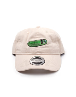 Rick and Morty Pickle Rick Dad Cap Sapka
