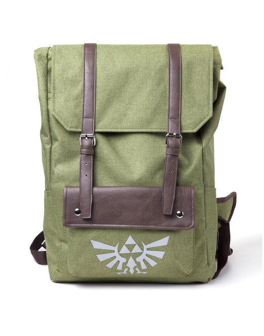 Nintendo Zelda Link Hooded Canvas Hátizsák