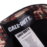 Call of Duty Cold War Snapback Sapka - Top Secret Patch