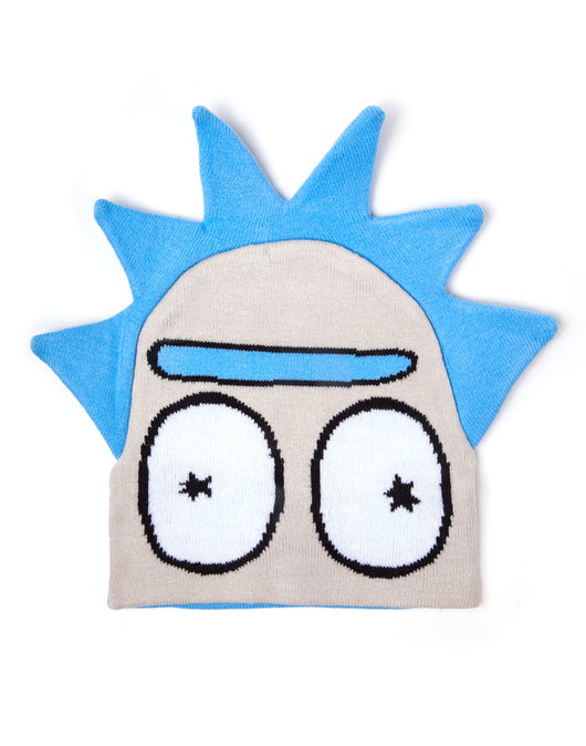Rick and Morty Rick Novelty Kötött Sapka