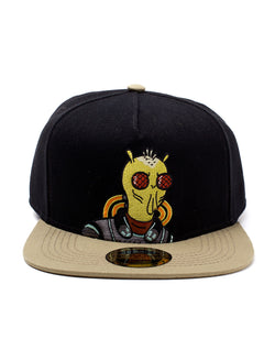 Rick and Morty Krombopulos Michael Snapback Sapka