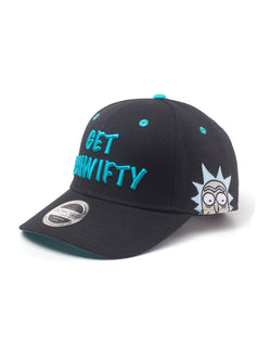 Rick and Morty Get Schwifty Snapback Sapka