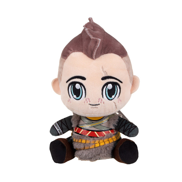 God of War Atreus Plüss Figura