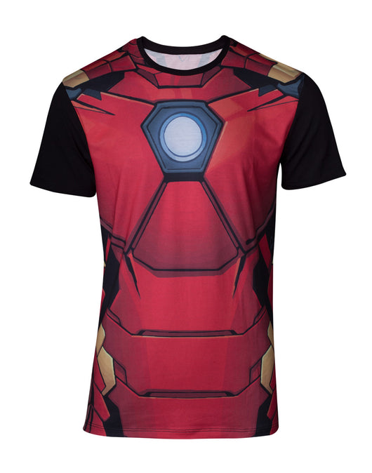 Iron Man Póló - Sublimated Iron Man - Goods for Gamers