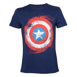 Marvel Captain America Shield Póló