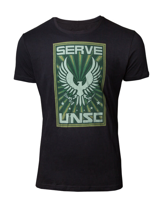 Halo Serve UNSC Póló