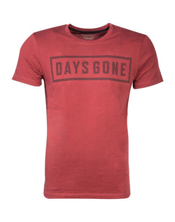 Days Gone Tonal Logo Póló