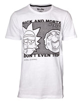 Rick and Morty Don't Even Trip Póló