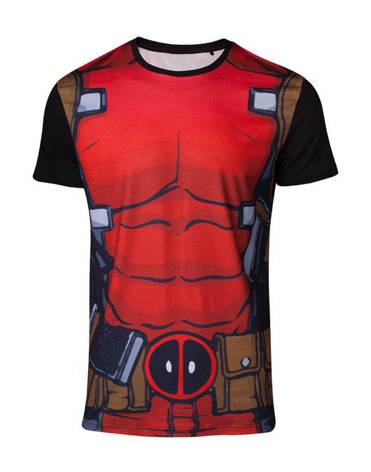 Marvel Sublimated Deadpool Póló