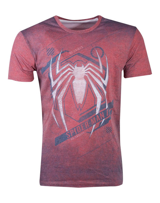 Spiderman Acid Wash Spider Póló