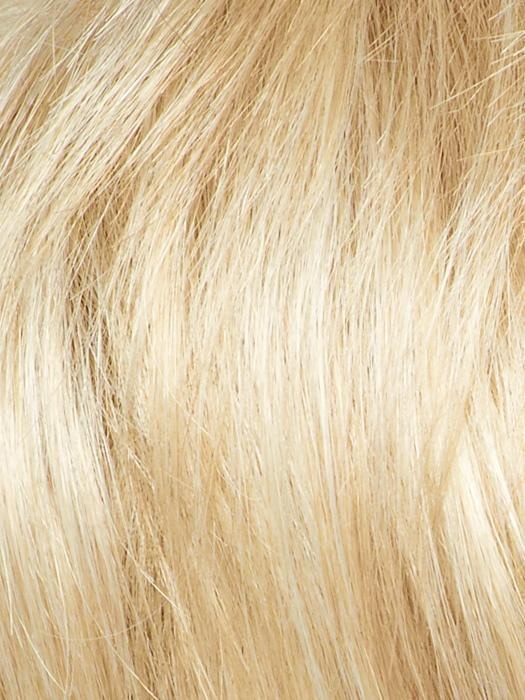 CREAMY-BLONDE | Platinum and Light Gold Blonde 50/50 blend