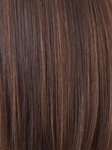 GINGER-BROWN | Medium Auburn Evenly Blended with Medium Brown