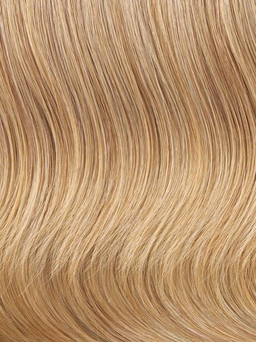 R25 Ginger Blonde | Golden Blonde with subtle highlights