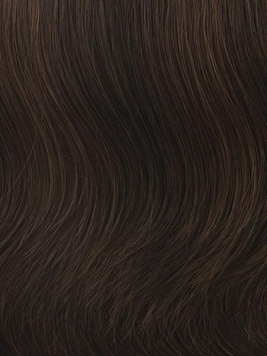 Color R6/30H = Chocolate Copper: Dark brown with soft, copper highlights