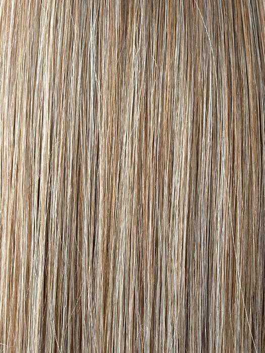 SPRING-HONEY | Honey Blonde Evenly Blended with Gold Platinum Blonde