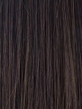 DARK-CHOCOLATE | Dark Brown and Medium Brown evenly blended