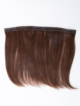 "easiPieces 8"" L x 9"" W by easiHair in color 8 COCOA 