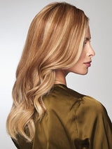 Generous density coupled with tapered, razor-cut ends that will mix seamlessly with your own style