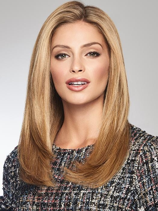 "If you're experiencing fine or thinning hair Our Style Forward 16"" Hair Topper gives you the added volume needed"