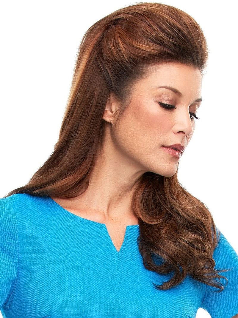 Natural looking coverage, ideal for the beginning stages of hair loss