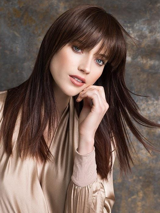 Prime hair is a proprietary composition of Human Hair enhanced with Premium Synthetic fiber