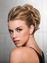 STYLE-A-DO by Hairdo in R14/88H GOLDEN WHEAT | Dark Blonde Evenly Blended with Pale Blonde Highlights