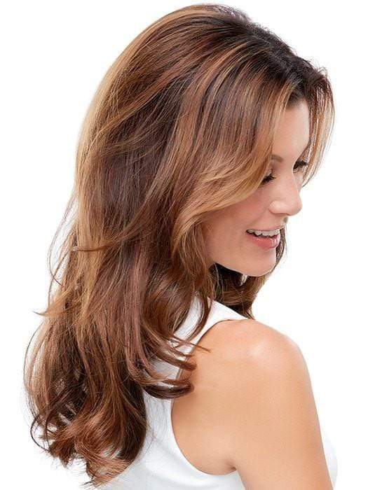 This one-piece volumizer adds coverage and volume to the crown and back of the head