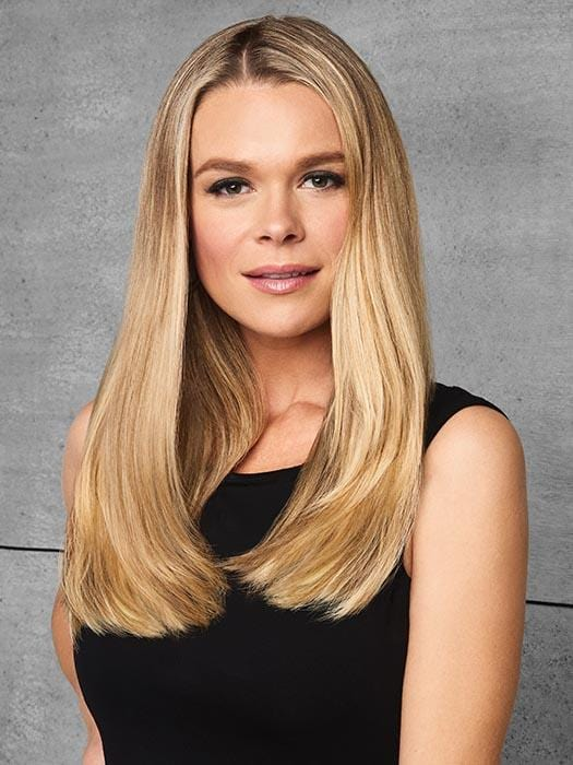 "16"" INVISIBLE EXTENSION by Hairdo in R14/88H GOLDEN WHEAT 