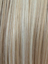 SUGAR COOKIE | Medium Honey Blonde with Light Blonde blends and Platinum Blonde highlights