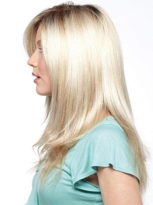 "An innovative ""enhancer"" which can be used to add volume to thinning hair, or to conceal regrowth between color treatments"