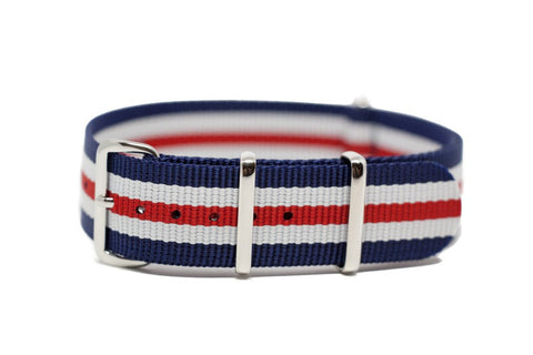 Captain Nylon Strap 20mm
