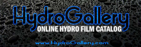 Film Patterns | Krazy Koatings - Your NH Hydrographics