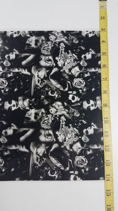 Cartel Queen - Hydro film for hydro dipping and water transfer printing - HydroCreations