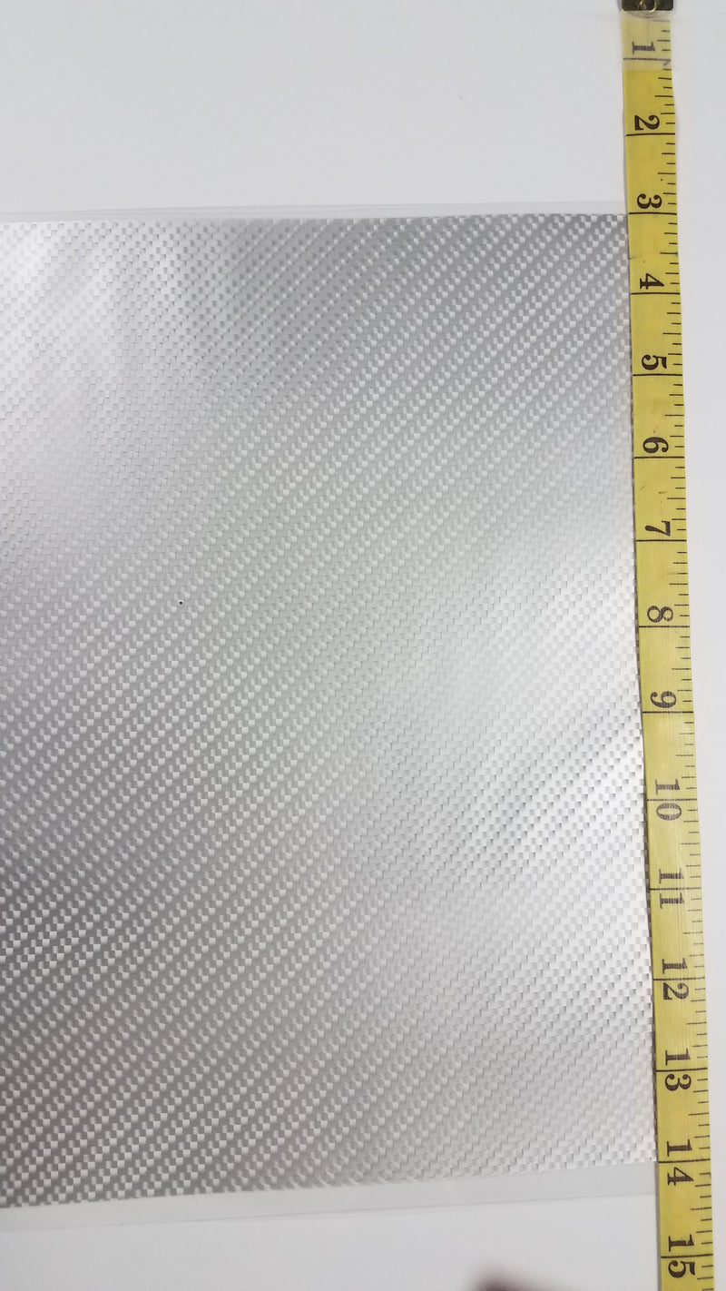 Silver Carbon Fiber - Hydro film for hydro dipping and water transfer printing - HydroCreations