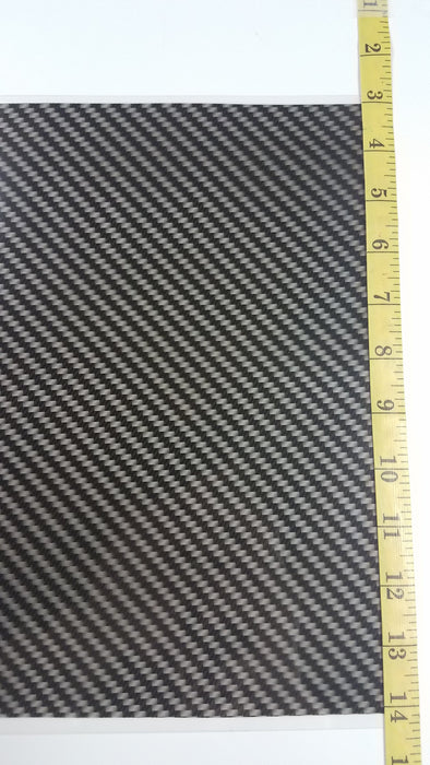 Carbon Fiber Bold Weave - Hydro film for hydro dipping and water transfer printing - HydroCreations
