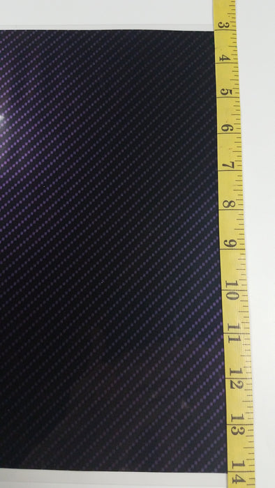Purple Chrome Carbon Fiber - Hydro film for hydro dipping and water transfer printing - HydroCreations