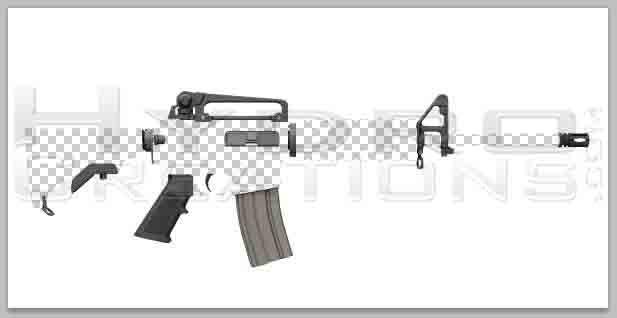This is a graphic of Printable Gun Stock Templates regarding engraved