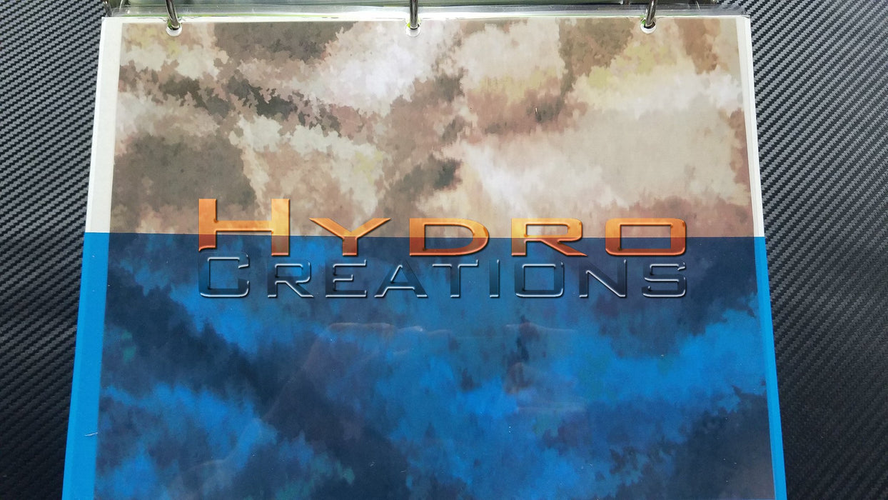 Wax Camo - Hydro film for hydro dipping and water transfer printing - HydroCreations